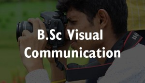 B.Sc Visual Communication